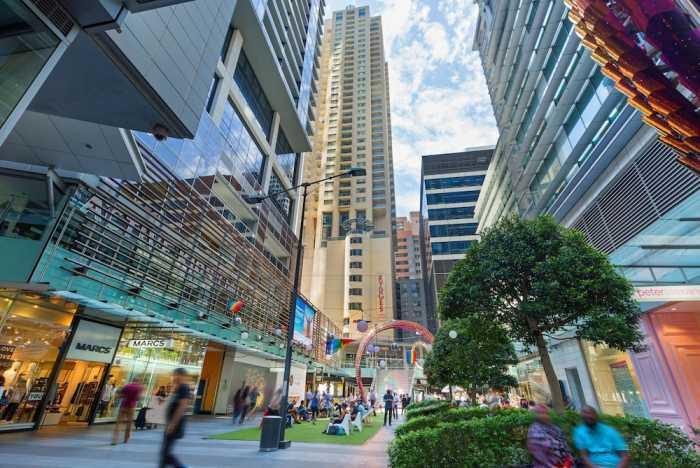 RYDGES WORLD SQUARE (EX : AVILLION HOTEL)