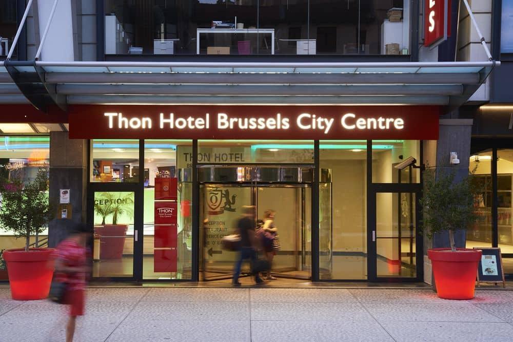 THON HOTEL CITY CENTRE(EX:TULIP INN BOULEVARD)