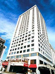 ダブルツリー プラザ ホテル センター ヴィレ ダウンタウン