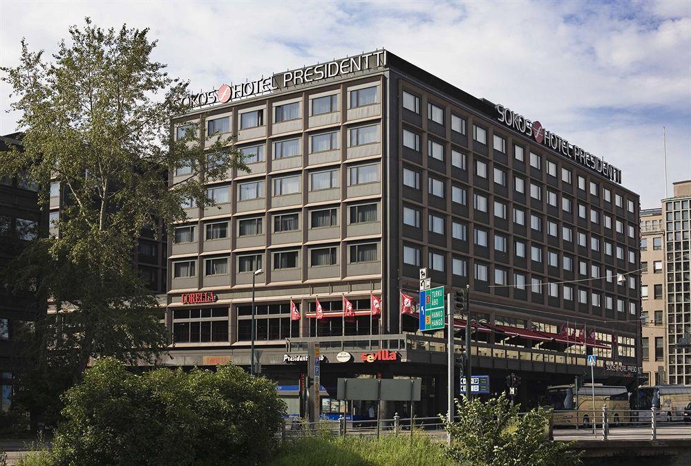 SOKOS HOTEL PRESIDENTTI ※