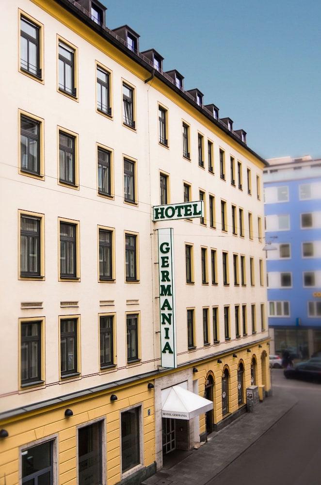 GERMANIA, HOTEL