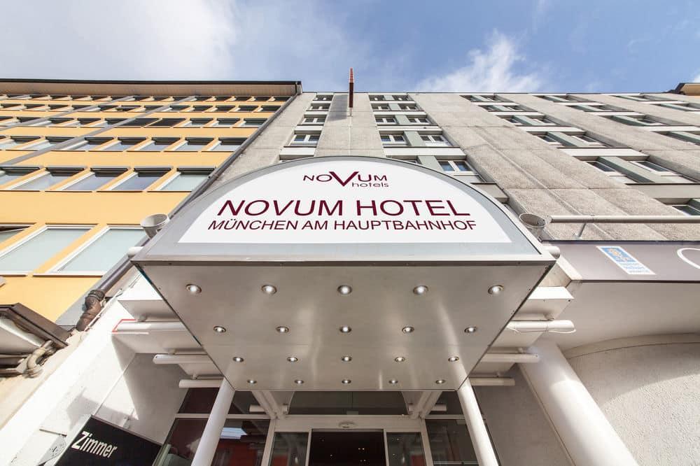 NOVUM HOTEL MüNCHEN AM HAUPTBAHNHOF (EX : WINTERS HOTEL MÜNCHEN • AM HAUPTBAHNHOF)