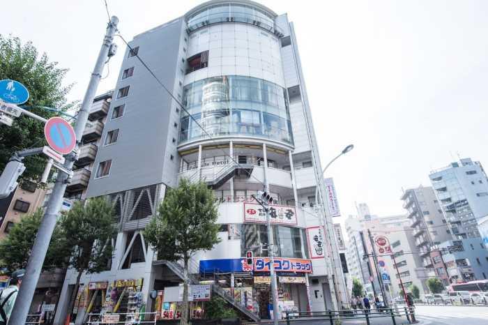 カプセル ホテル トランジット 新宿