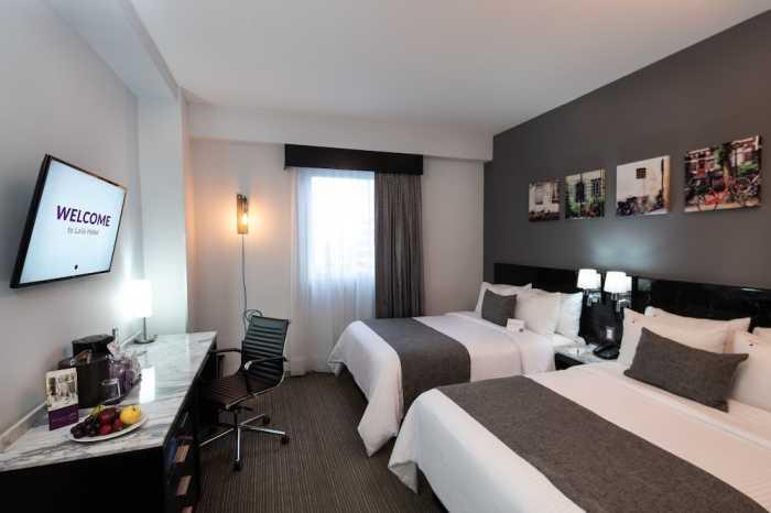 ライラ ホテル シウダ デ メヒコ