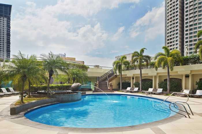 パン パシフィック マニラ ホテル