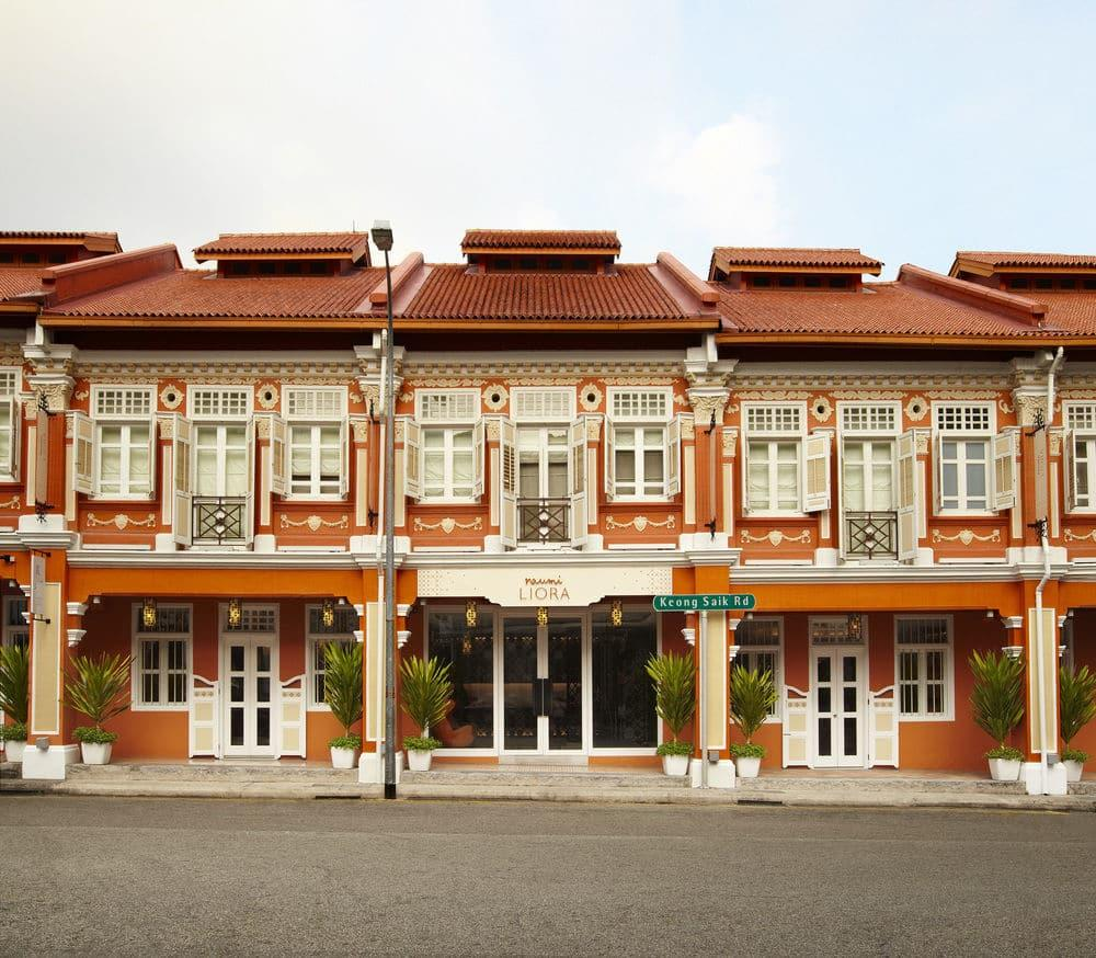 NAUMI LIORA HOTEL