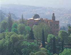 ALHAMBRA PALACE, HOTEL