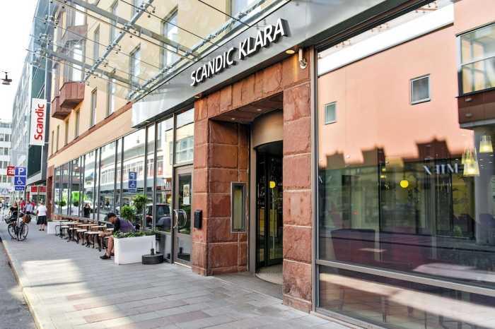 SCANDIC KLARA (EX: RICA HOTEL STOCKHOLM)