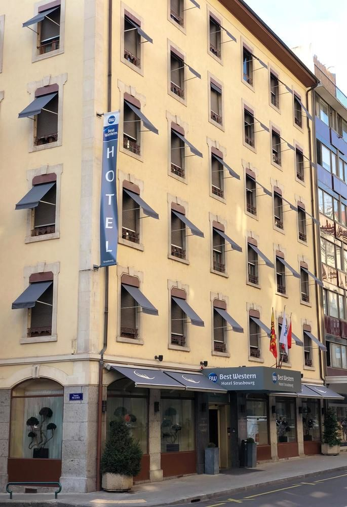BEST WESTERN HOTEL STRASBOURG & UNIVERS