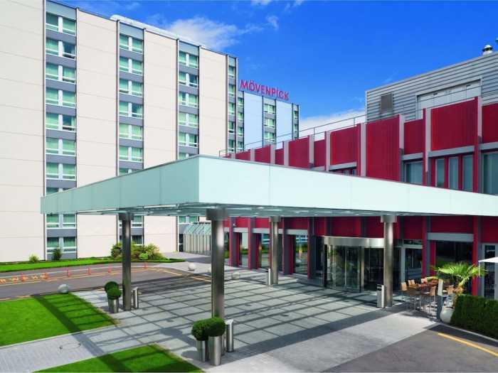 MOEVENPICK HOTEL ZUERICH-AIRPORT
