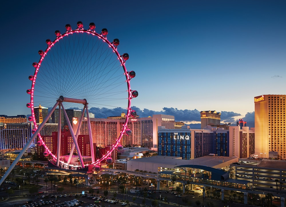 THE LINQ HOTEL & CASINO (FORMERLY THE QUAD RESORT AND CASINO)
