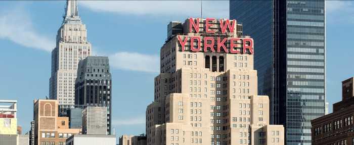 ザ・ニューヨーカー